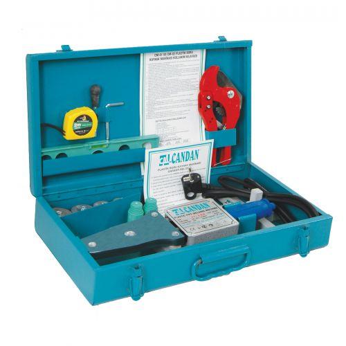Candan Pvc Boru Kaynak Makinası 1500w Cm-06
