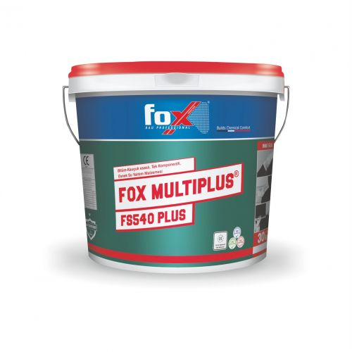 FOX Multıplus FS540 Plus 16Kg